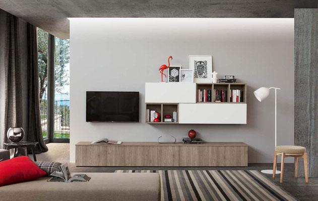 Compra ora i tuoi mobili per soggiorno e salone e approfitta dei nostri prezzi. Soggiorni Mobili Per Tv Di Pol Divani Poltrone Complementi D Arredo Mobili Tendaggi