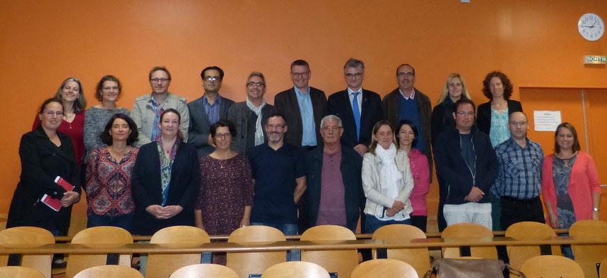 Conseil DAdministration 20162017 Association Des