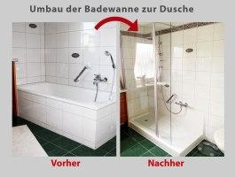 Aus Ihrer alten Badewanne wird ein geräumiges ...
