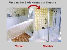 Vorteile und Alternativen   Bad Teilsanierung mit System.