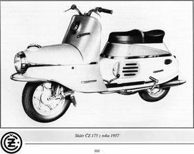 Cezeta  Motorcycles Manual PDF, Wiring Diagram & Fault Codes