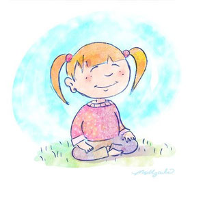 At what age can, or should, one begin to teach children mindfulness and meditation? 4