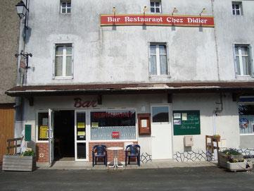Chez Didier Bar Restaurant Voultegon St Clementin