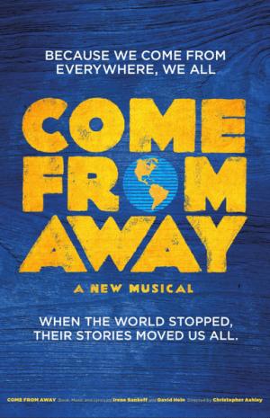 Come From Away la comédie musicale sort en film en 2021.