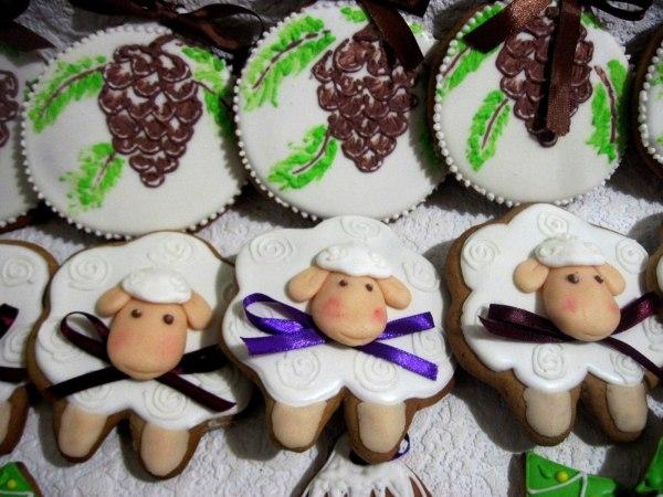 -имбирные пряники - мой сладкий, сладкий...мир - торты на ...