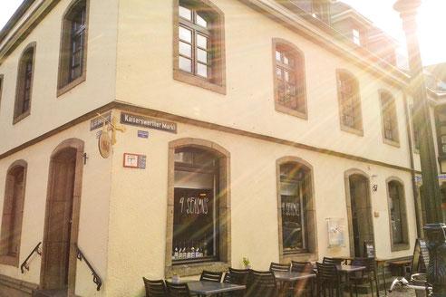 4 Seasons Düsseldorf Kaiserswerth - Zypresse unterwegs - Reiseblog mit einem Schwerpunkt auf