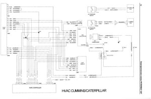 56 Peterbilt wiring schematic PDF  Truck manual, wiring