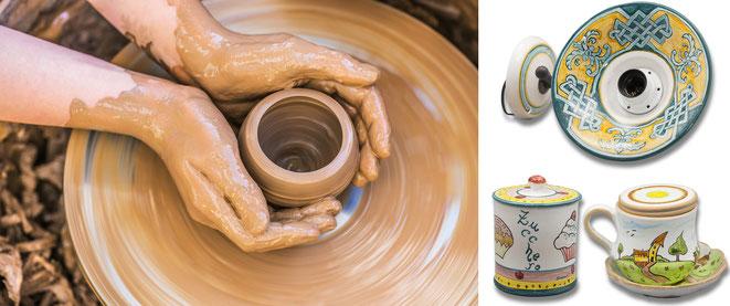 Decorazioni artistiche, riproduzioni d'arte su affresco, tavola e tela,. Ceramiche Artistiche Fatte A Mano Roma Simona Conte Ceramiche