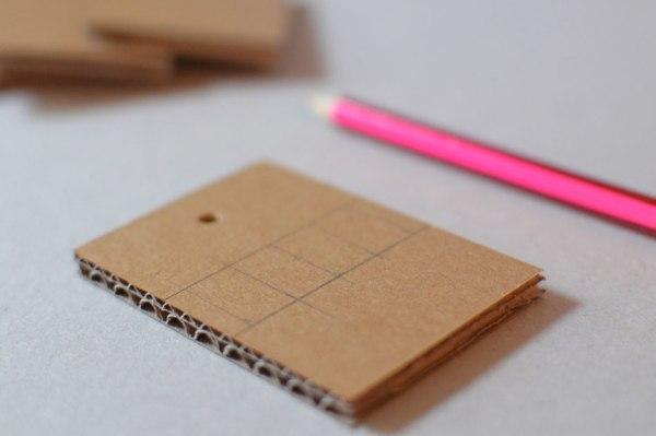 GeschenkKarten aus Altpapier felicity DIYBlog