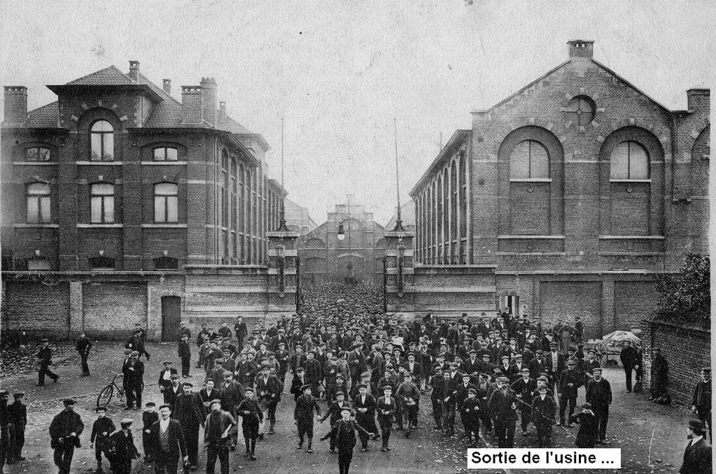 l usine de raismes a la fin du 19eme