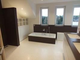 Das fugenlose Badezimmer in Luxembourg   Terrazzoboden ...