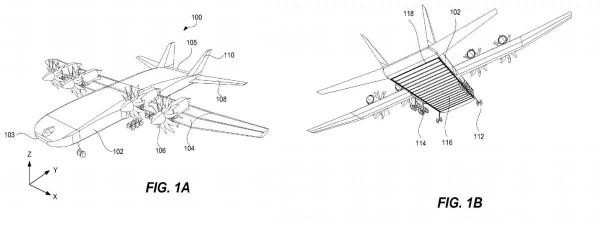 Boeing Patents 'Cargo Grabbing Plane' - CargoForwarder Global