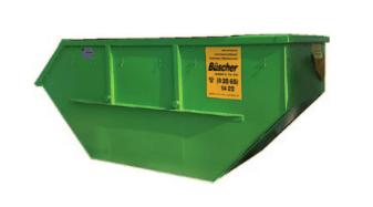 Container für alle Abfälle in vielen Größen !