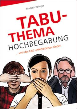 buch-cover Tabuthema Hochbegabung und das Leid unterforderter Kinder