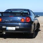 Nissan Skyline 1999 Heppert Carshootings Webseite