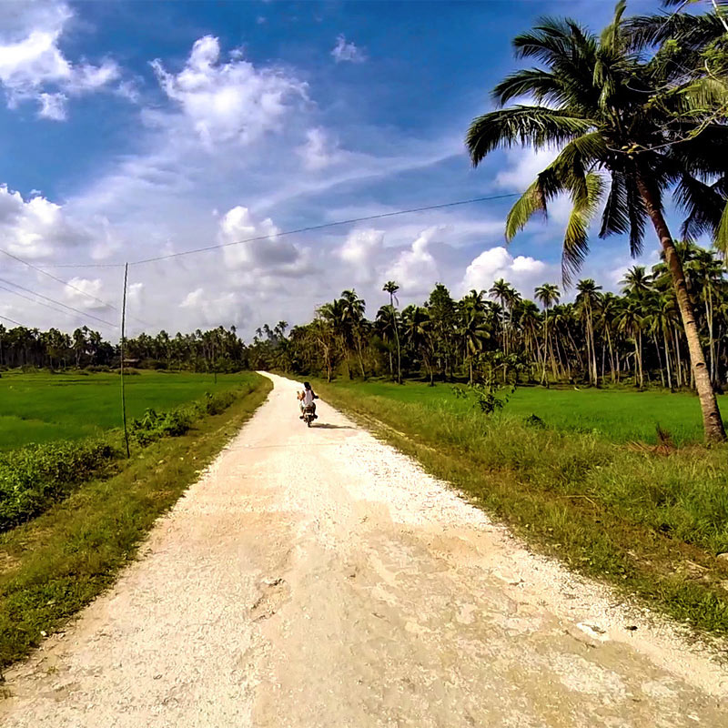 Get Lost!! The ultimate guide to Siargao for non surfers! Philippines © Sabrina Iovino | via @Just1WayTicket