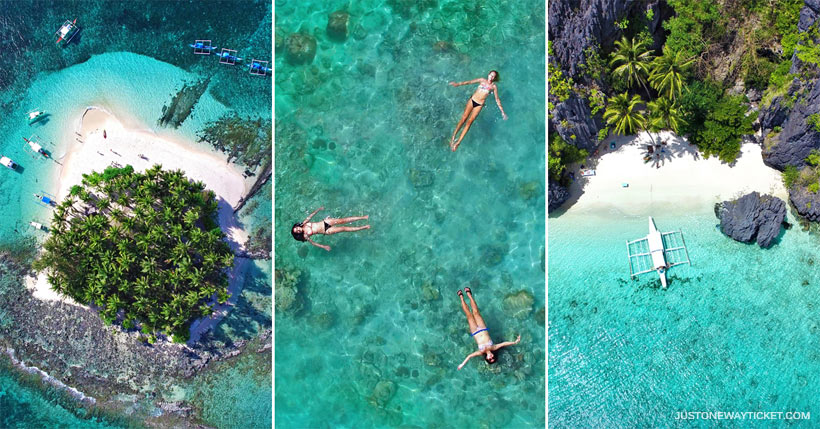 Philippines From The Air - Incredible Drone Footage Reveals Nothing But Paradise | via @Just1WayTicket