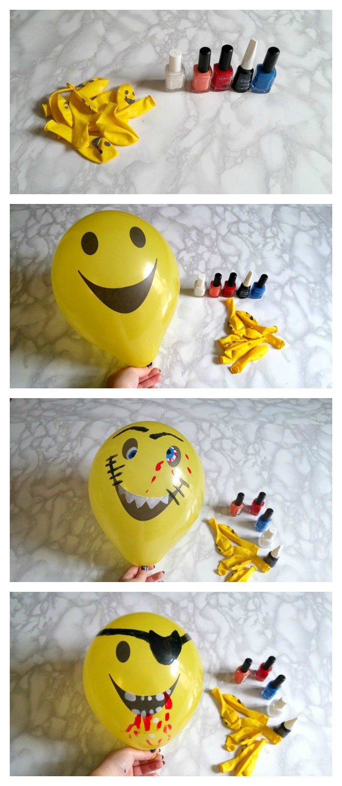 Papier Crepon Halloween Beautiful How To Make A Grinning