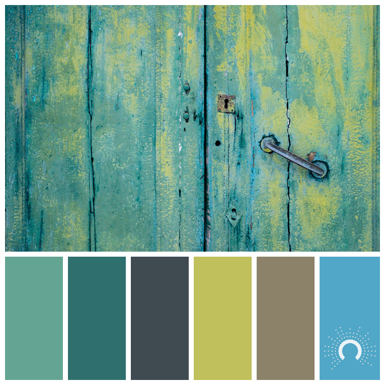 Gray Yellow Green Color Palette Mountainstyle Co