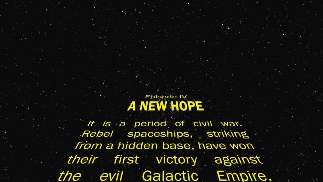 generique star wars les personnalisables