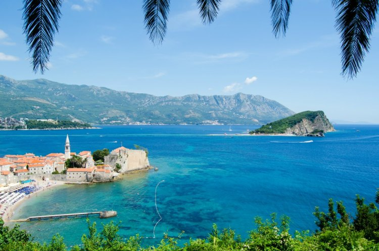 St Nicholas Island Budva Montenegro - Best beaches in Europe copyright Natalya Klyueva