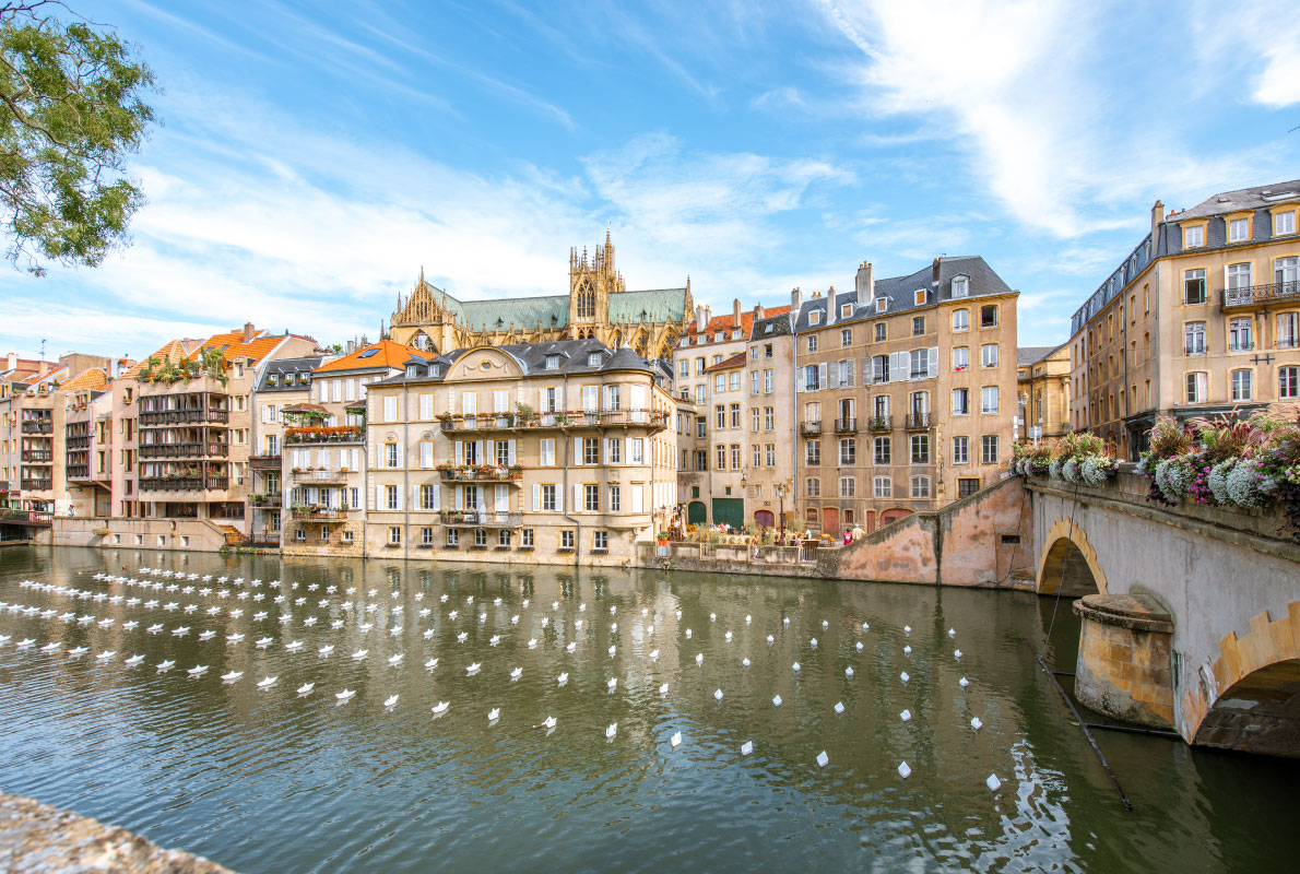 metz tourism france best places in Europe