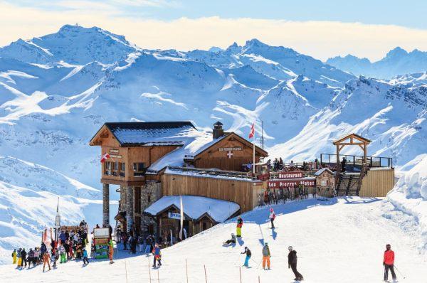 Luxurious Ski Resorts in Europe - Europe's Best Destinations