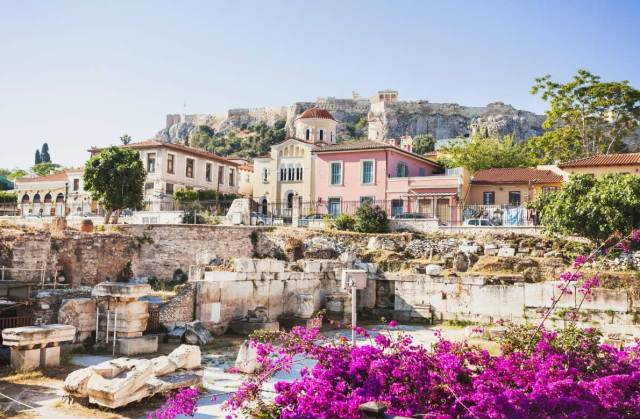 Athens - European Best Destinations