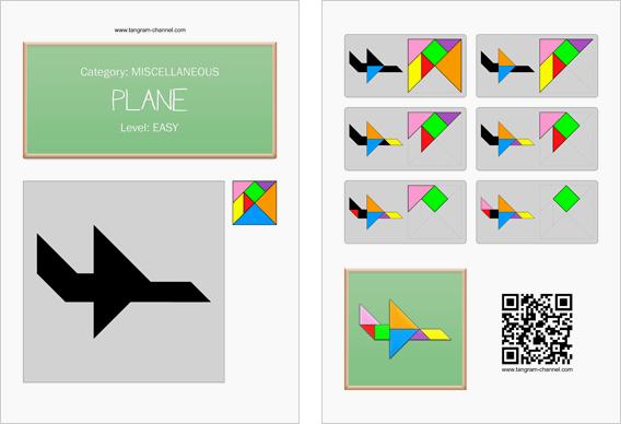 Tangram Plane