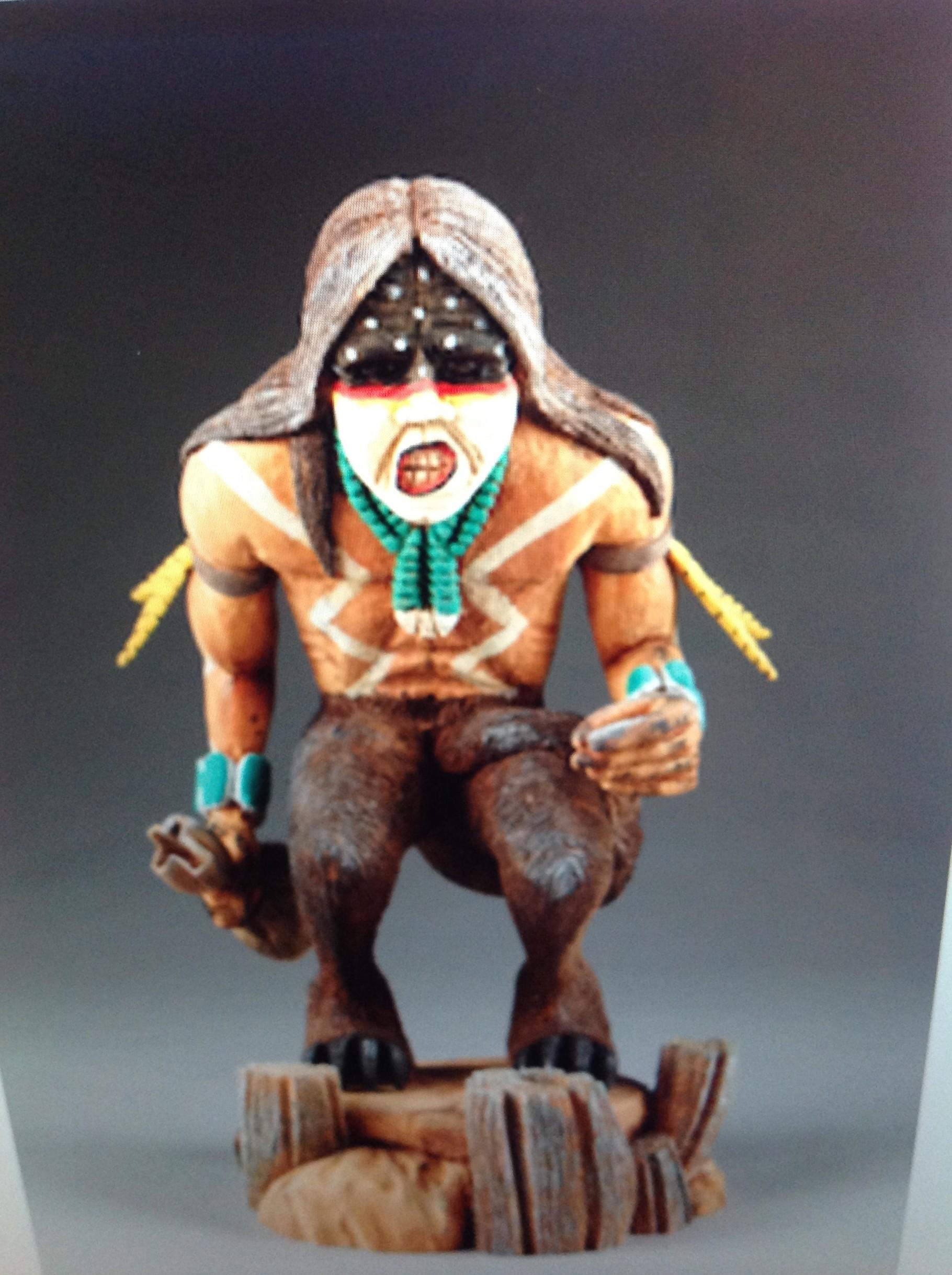 Native American Skinwalkers
