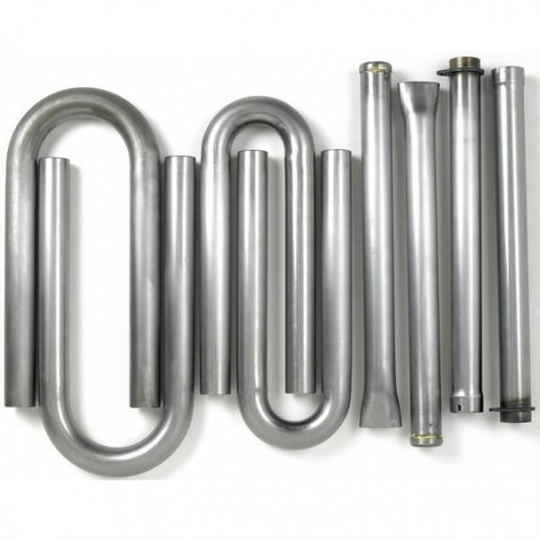 builder exhaust pipe kit