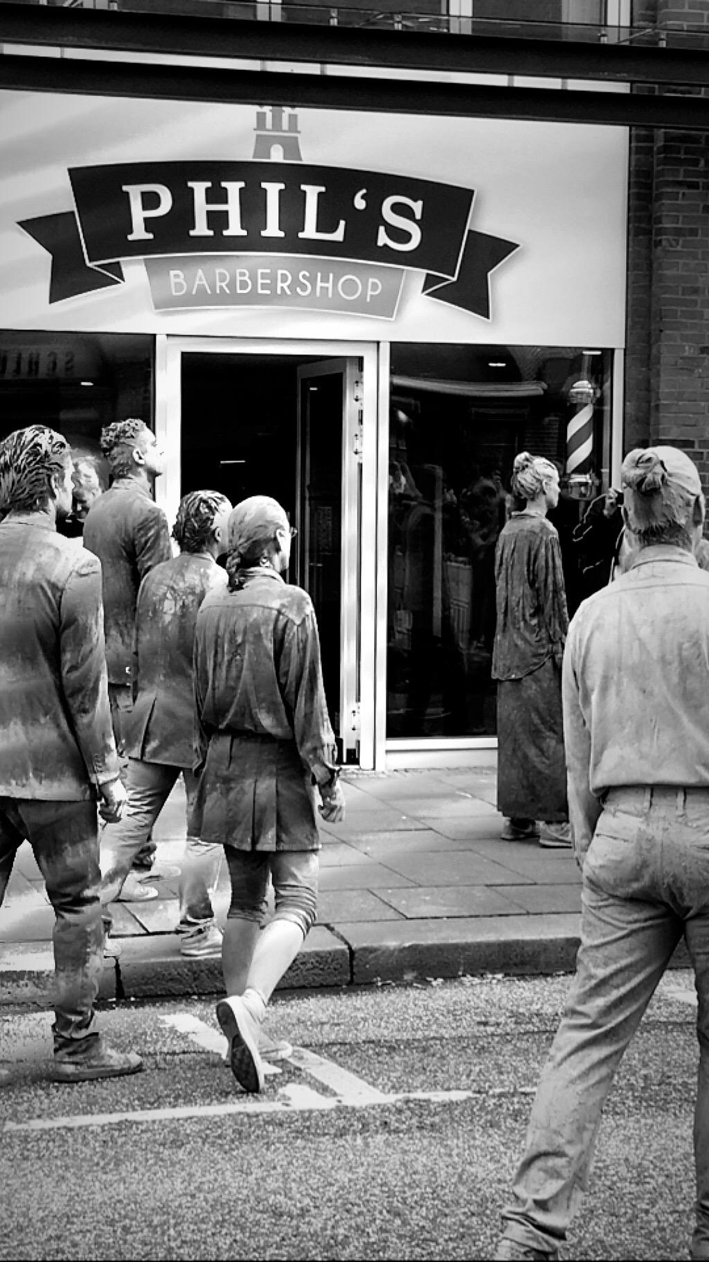 Weitere ideen zu haarschnitt männer, herrenfrisuren, haarschnitt. Phil's Barbershop - Original Barbershop in Hamburg. Der