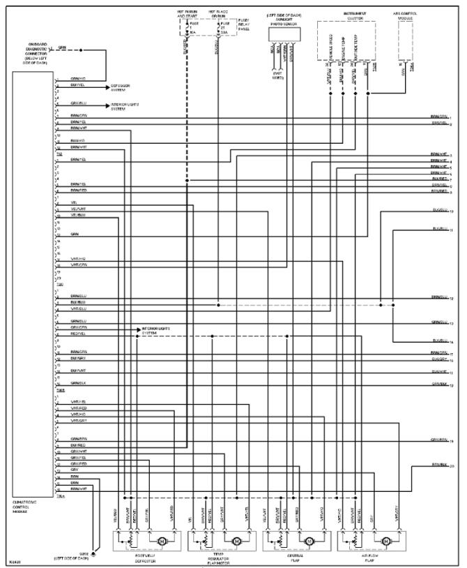 vw passat b5 wiring diagrams  car electrical wiring diagram