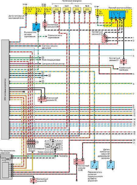 98 mazda 626 wiring diagram  description wiring diagrams