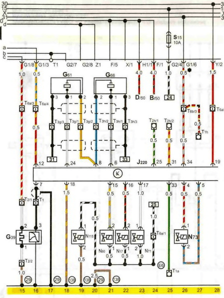 1994 passat vr6 fuse box d16z6 engine diagram  begeboy