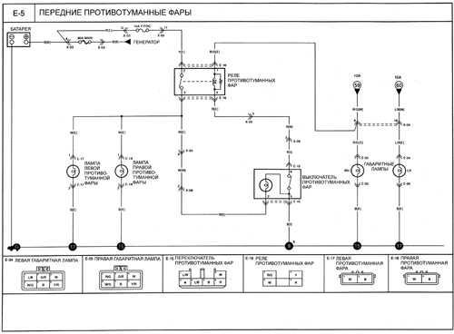 kia rio wiring diagrams  car electrical wiring diagram