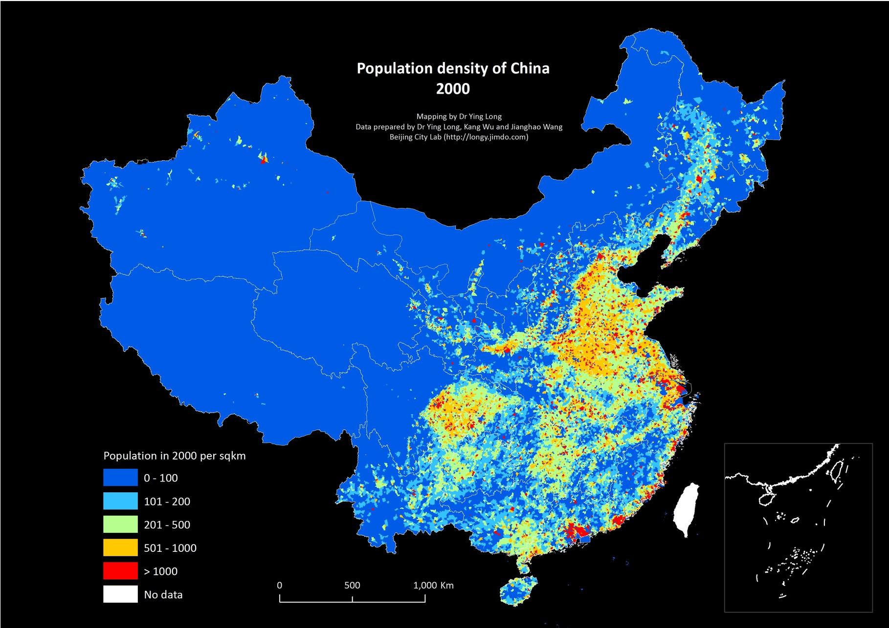 Population China