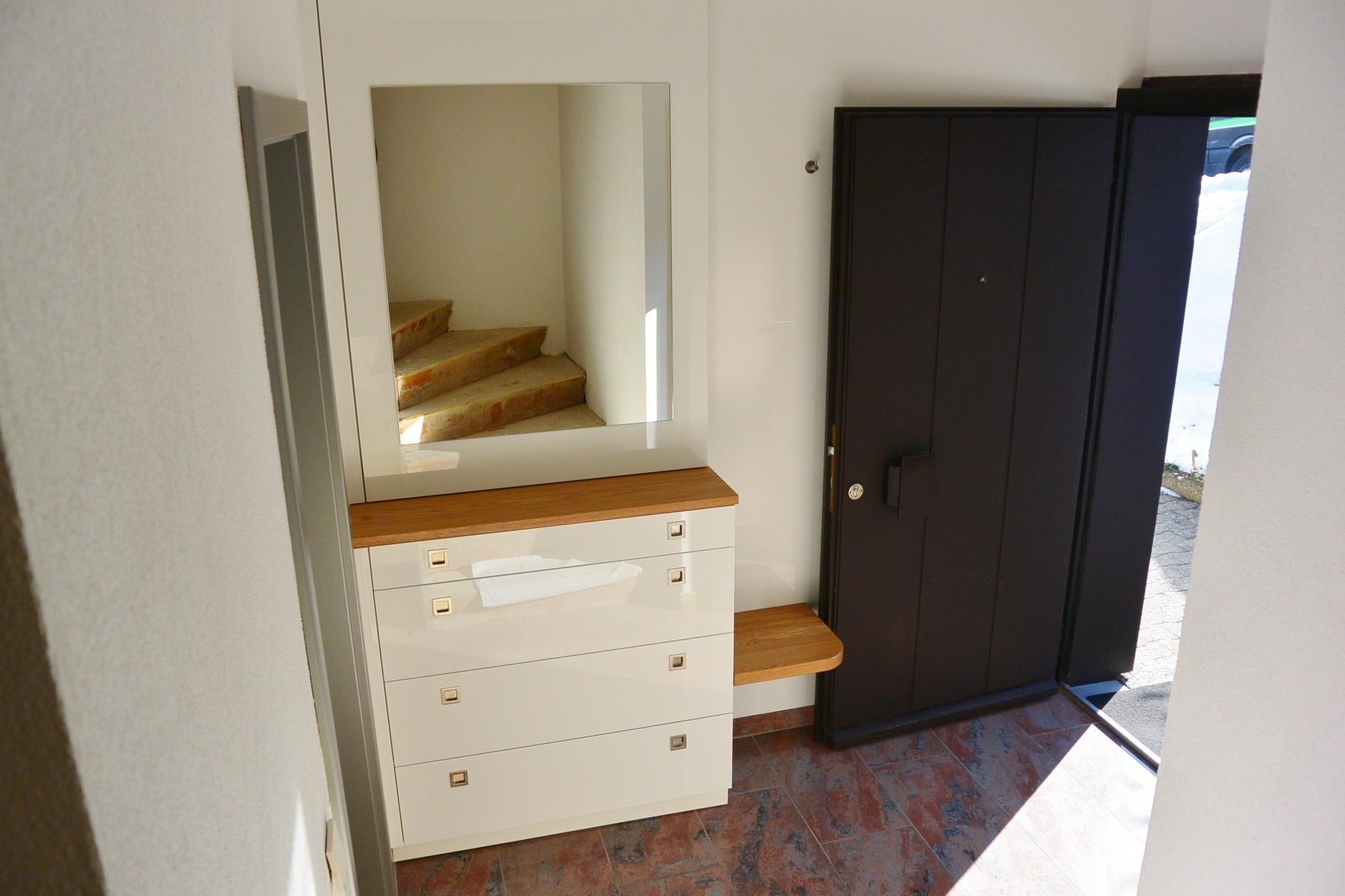 Garderobe Mit Schuhschrank