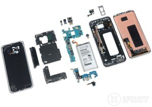 Schemes, disassembly, repair and review Samsung Galaxy S8