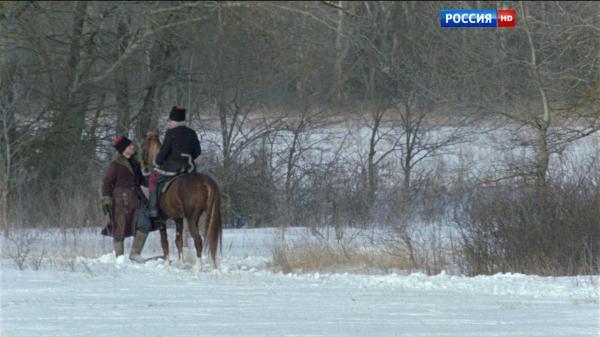 Тихий Дон - 1 сезон, 5 серия смотреть онлайн / сериал ...