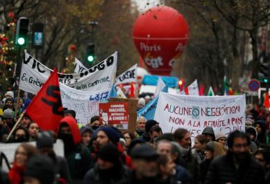 Bildergebnis für Französische Gewerkschaften
