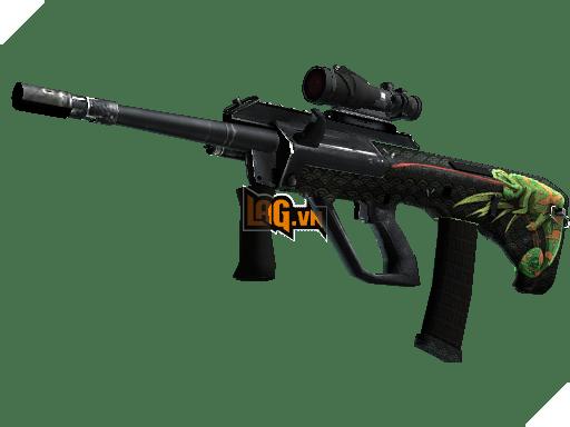 Counter-Strike: Global Offensive: Hướng dẫn thông tin chi tiết các mẫu súng trường Assault Rifle mạnh nhất trong game 7