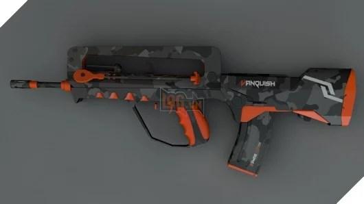 Counter-Strike: Global Offensive: Hướng dẫn thông tin chi tiết các mẫu súng trường Assault Rifle mạnh nhất trong game 6
