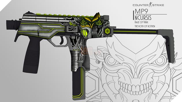 CS:GO: Hướng dẫn thông tin chi tiết các mẫu súng SMG mạnh nhất trong game 5