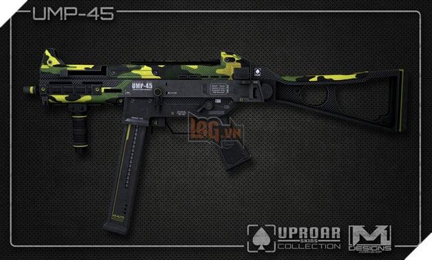 CS:GO: Hướng dẫn thông tin chi tiết các mẫu súng SMG mạnh nhất trong game 6