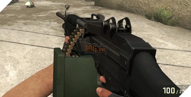 CS:GO: Hướng dẫn thông tin chi tiết các mẫu Shotgun và LMG mạnh nhất trong game 5