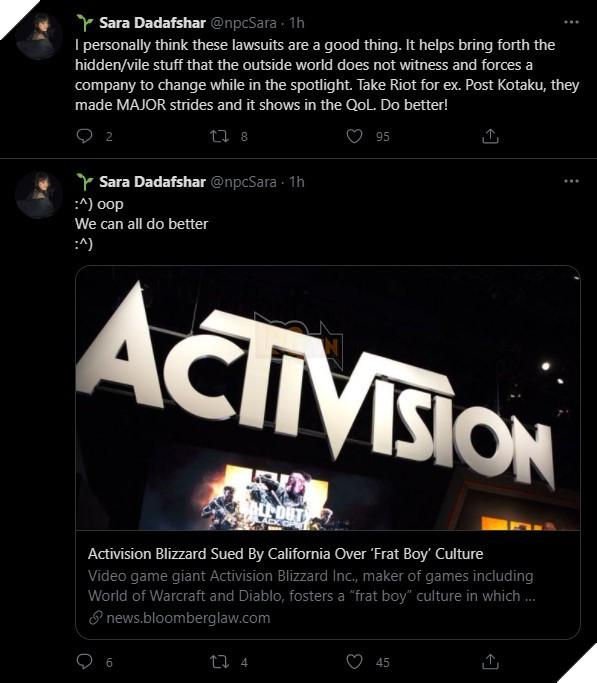 Activision Blizzard bị kiện vì văn hóa phân biệt giới tính, nhân viên của Riot Games lên tiếng 3