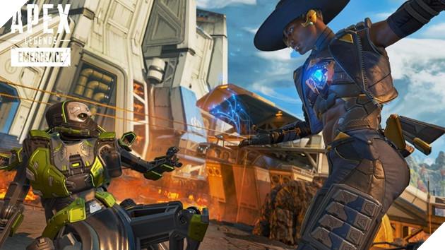 DrDisrespect than thở về shield của Apex Legends 2