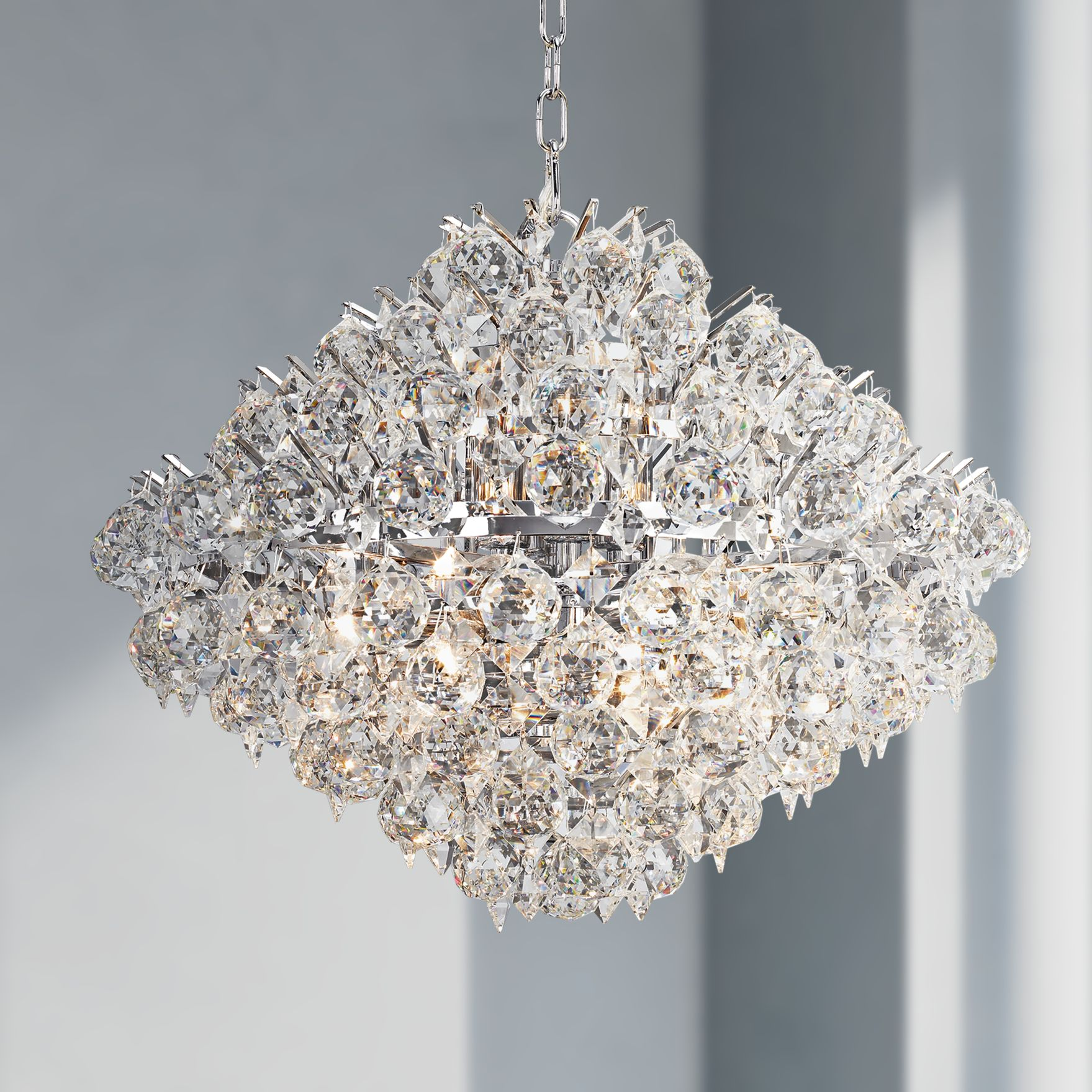 Small Crystal Chandeliers Little Luxurious Chandelier