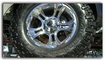 best tire shops in Vista